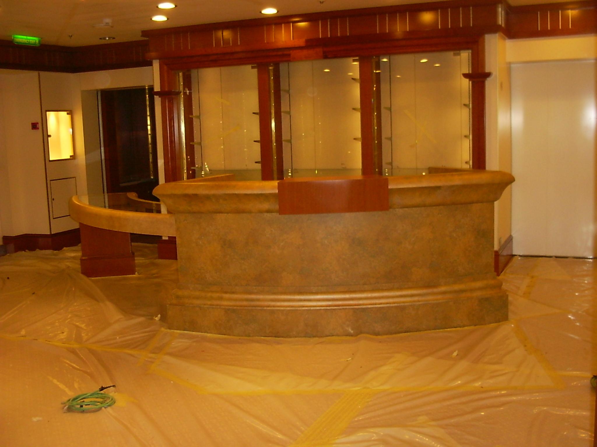 Fontanabuona mobili for Arredamento navale